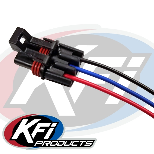 kfi pulse 3 pin wire harness kfi atv winch mounts and. Black Bedroom Furniture Sets. Home Design Ideas