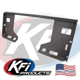 Skid Steer Attachment Mount Plate