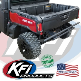 Can Am Defender Bumper Kfi Atv Winch Mounts And Accessories