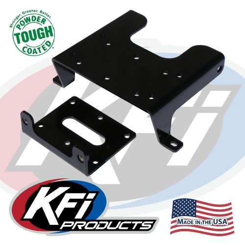 Superwinch Terra 45 >> Can-Am Defender Winch Mount - KFI ATV Winch, Mounts and ...