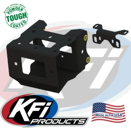 #101740 Polaris Current Sportsman and Scrambler Winch Mount