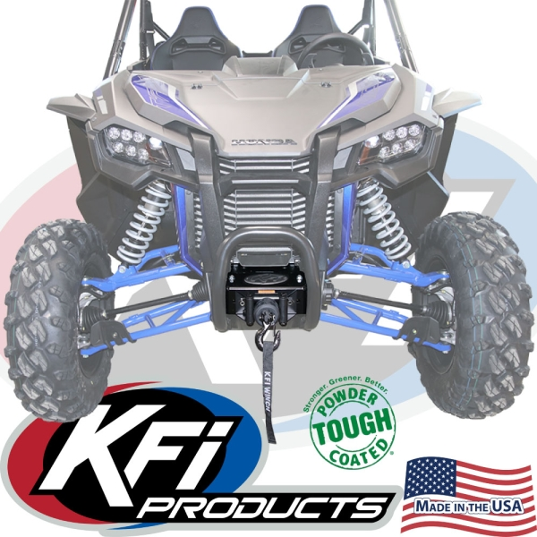 Honda Talon 1000 Winch Mount Kfi Atv Winch Mounts And
