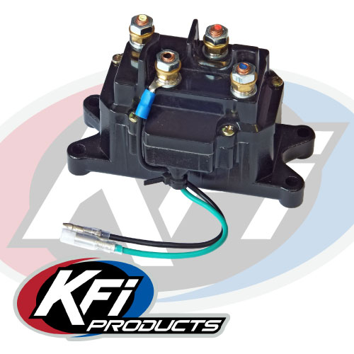 replacement winch contactor kfi atv winch mounts and accessories replacement winch contactor