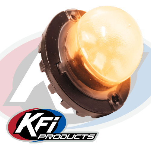 kfi amber led strobe light