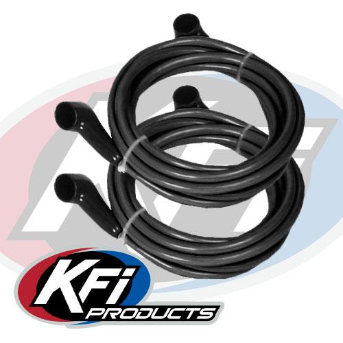 KFI UTV-WEK UTV Wire Extension Kit 11/' Long 6 Guage Battery Cables 2