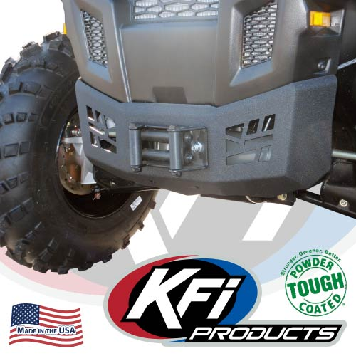 polaris sportsman ace winch mount kfi atv winch mounts and 101180 polaris sportsman ace winch mount