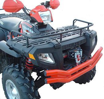 2005-2010 Polaris Sportsman/X2 Winch Mount - KFI ATV Winch