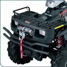Polaris Sportsman 400 500 600 700 Gen 4 Gen 6 2002 2003 2004 KFI Winch Mount