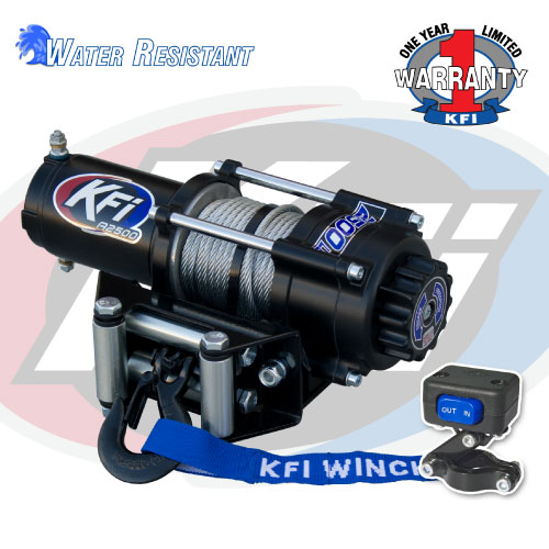 2500 lbs kfi atv winch kfi atv winch mounts and accessories a2500 r2 kfi atv winch asfbconference2016 Image collections