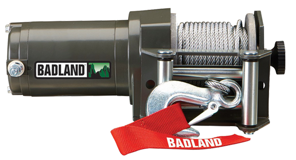 2 hole badlands winch kfi atv winch mounts and accessories Badland Winches Com 2 hole winch