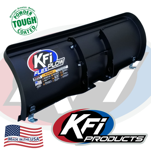 Snow Plows Kfi Atv Winch Mounts And Accessories