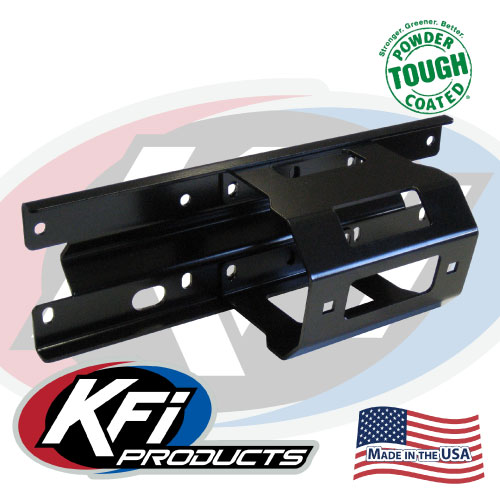 2005-2010 Polaris Sportsman/X2 Winch Mount - KFI ATV Winch