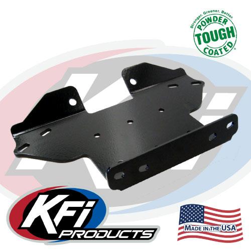 Kawasaki Brute Force Winch Mount - KFI ATV Winch, Mounts and Accessories