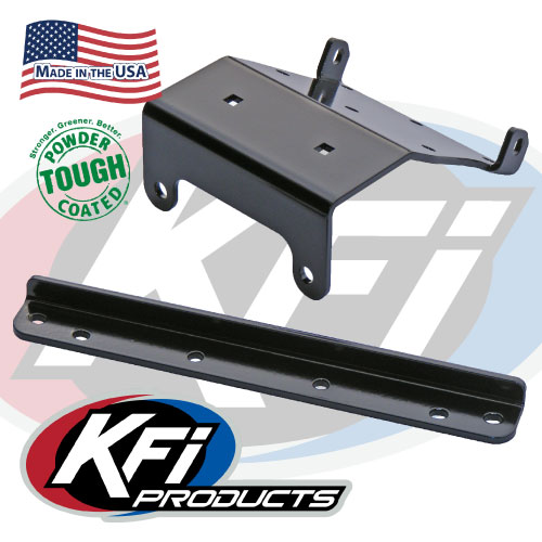 2012-2013 Honda Foreman Winch Mount - KFI ATV Winch, Mounts