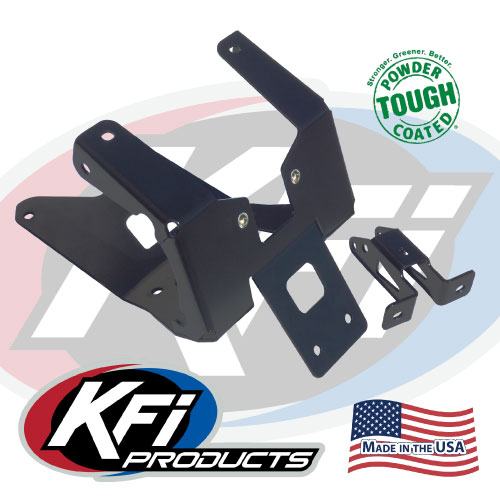 CAN AM RENEGADE 500 800 WINCH MOUNT KFI 100725