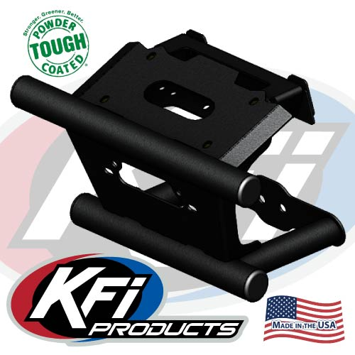 KFI Products 100560 Winch Mounts for KFI ST17