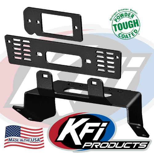 Winch Mount~ 10-0430 K100430 57-3819 KFI Products 100430